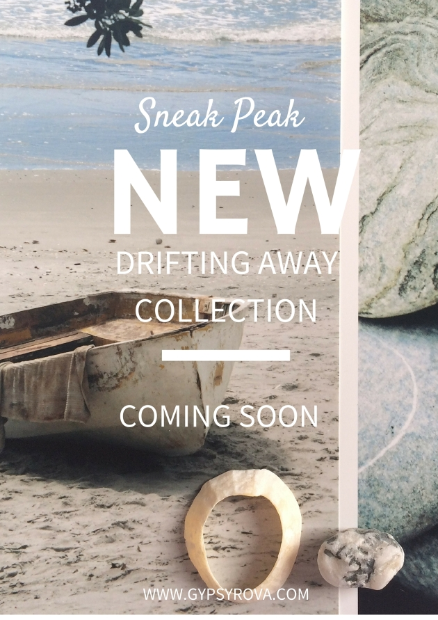 New Drifting Away Collection Coming Soon | Gypsy Rova Shop